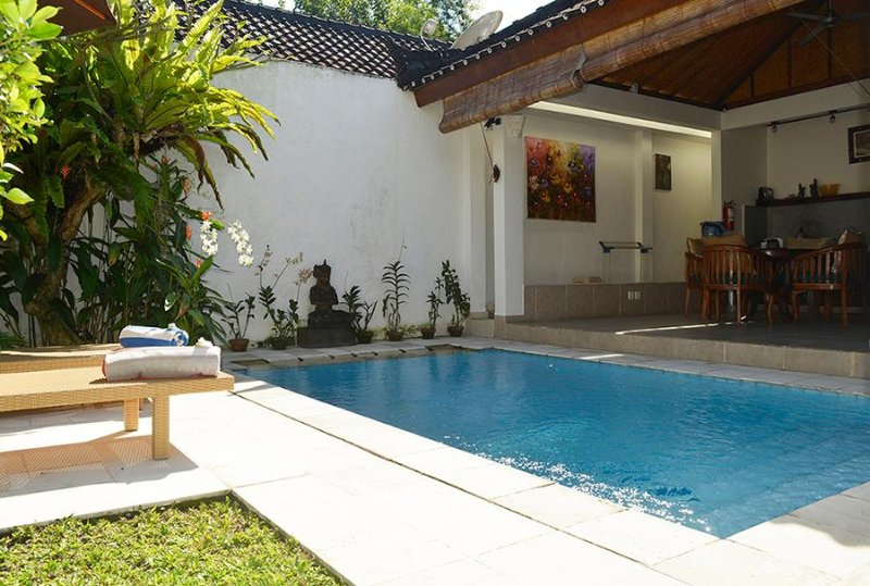 Villa Susanta - Private one bedroom villa w/ pool, vacation rental in Ubud