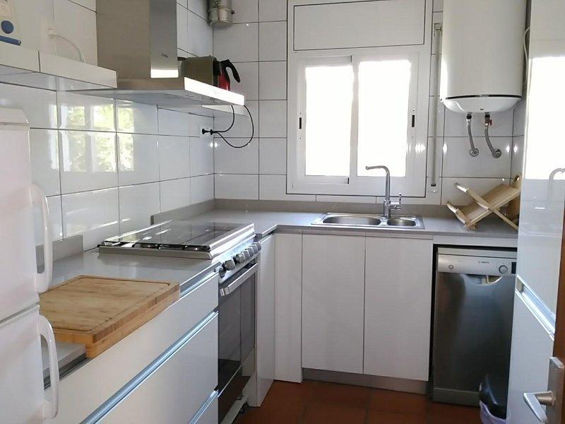 Kitchen, renovated 2017