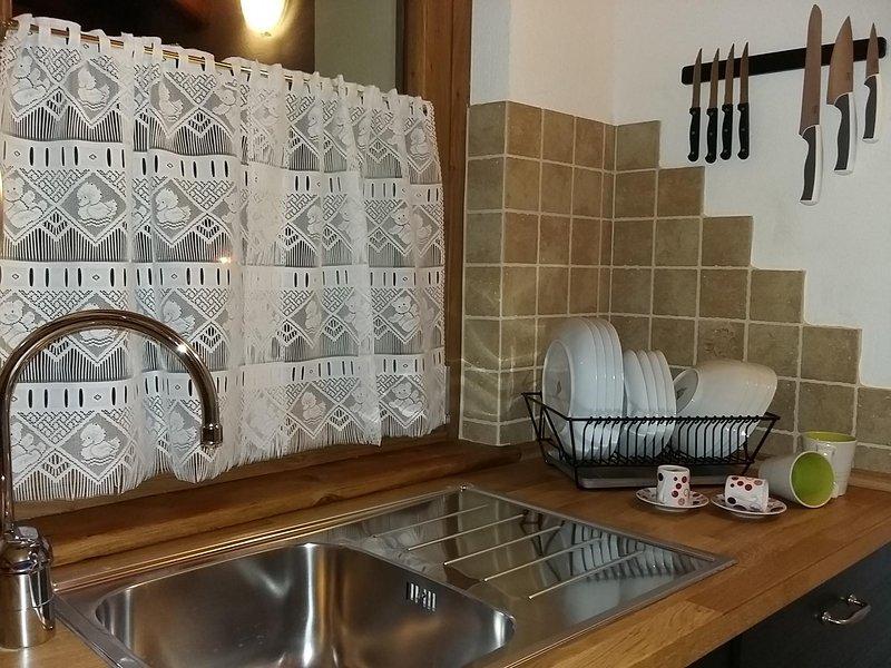kitchen SMERALDO