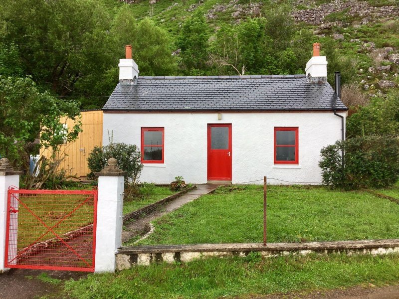 Fasaig Cottage, Torridon Self Catering Accommodation, holiday rental in Ross and Cromarty