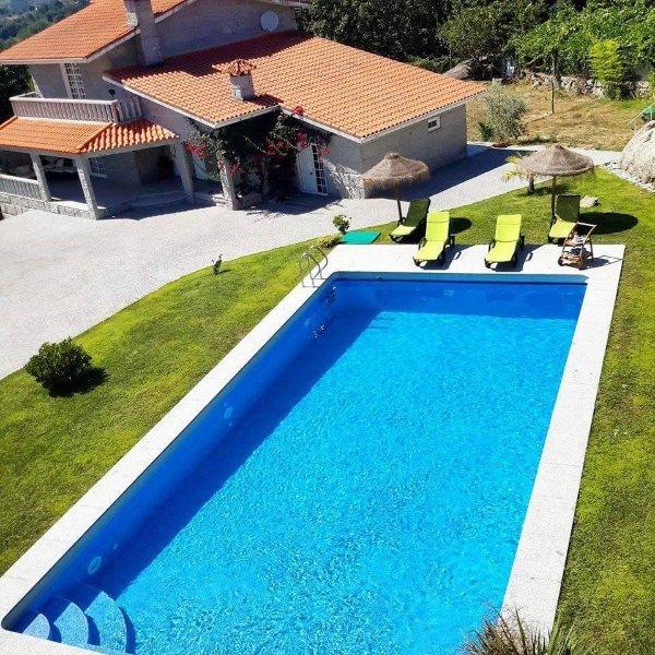 Casa para Férias Vivenda Marinho Wix, location de vacances à Varzea