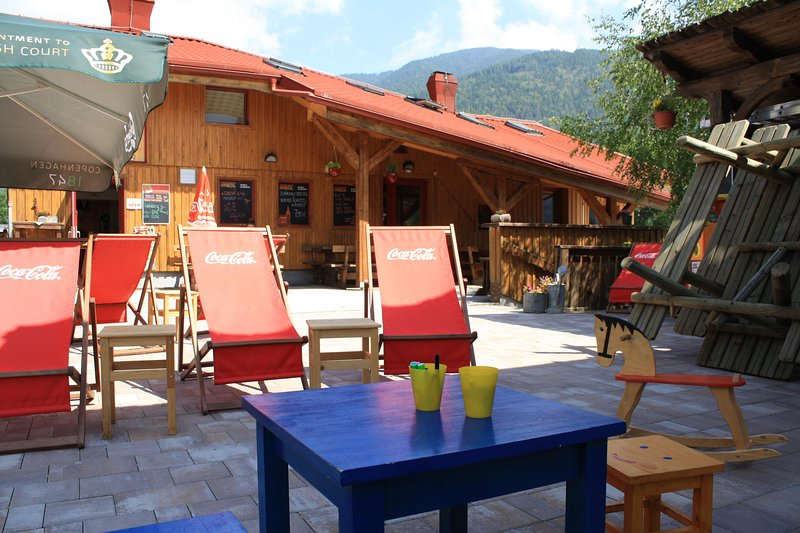 Apartment house Bedanc, vacation rental in Ratece