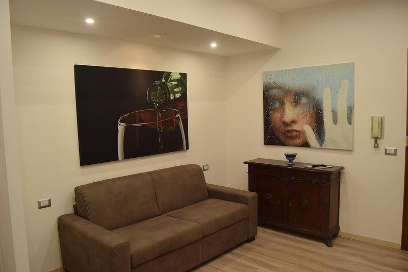 Appartamento ad uso turistico Casa Funivia Montallegro, casa vacanza a Rapallo