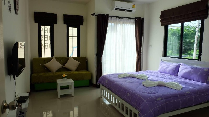 Dream House Hua Hin Pranburi, holiday rental in Pranburi
