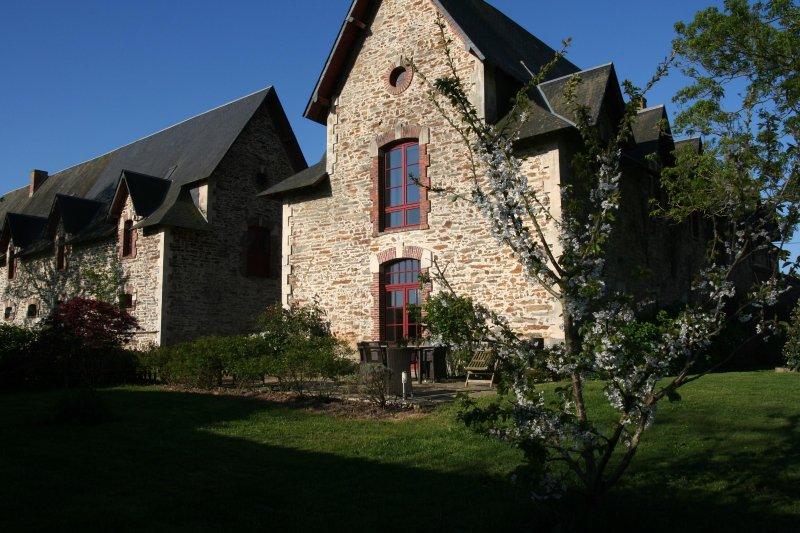 gite de charme dans le boccage, holiday rental in Sainte-Cecile