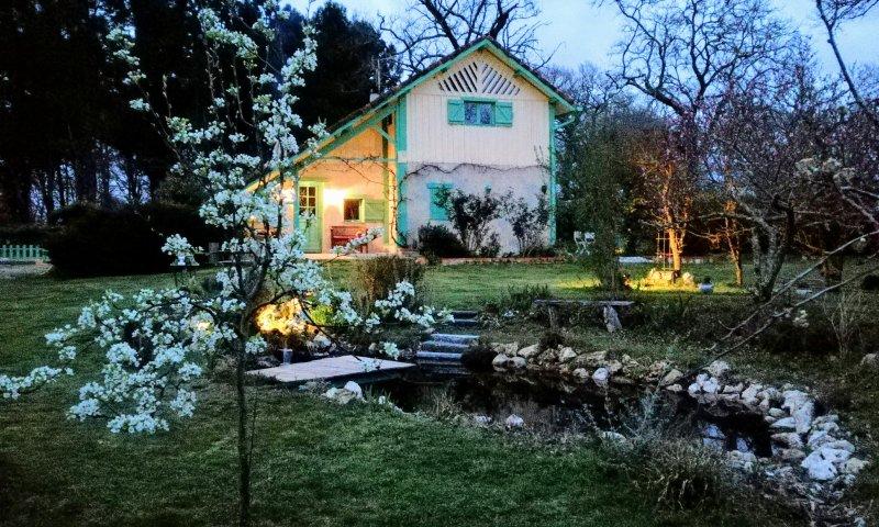 Les Hôtes Landes (Ch Bleue+Jaune), holiday rental in Saint-Gor