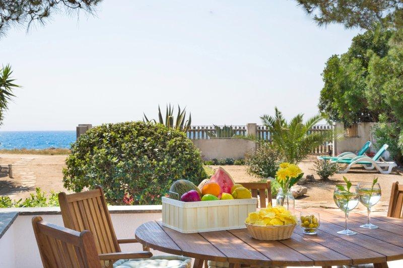Villa Erika Beach House, location de vacances à Malgrat de Mar