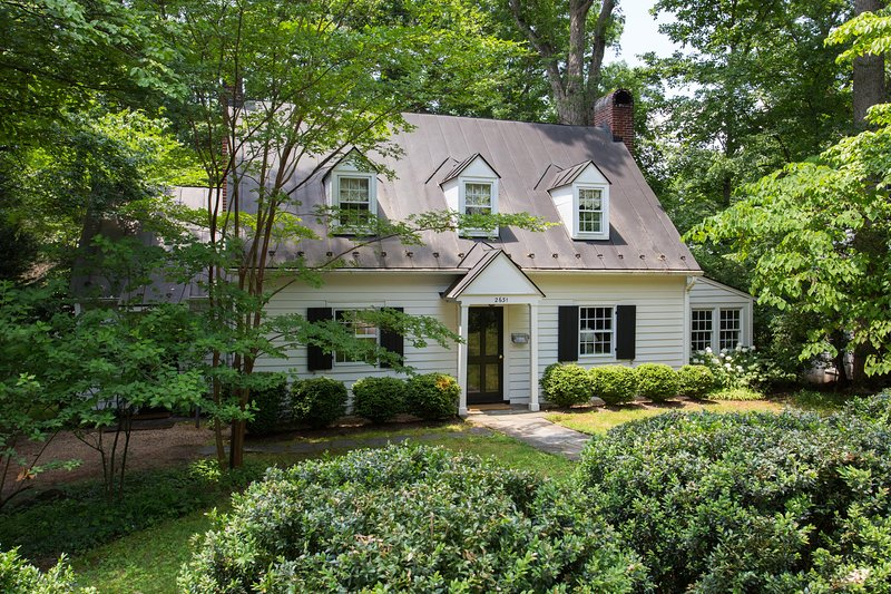 A true Charlottesville home with amazing characteristic and charm.