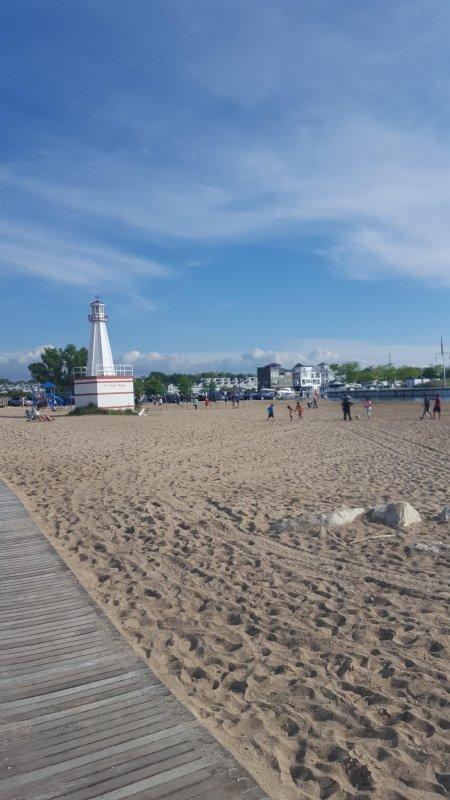 New Buffalo plage