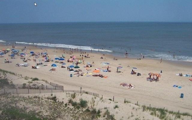 Great Ocean Front View Looking NE