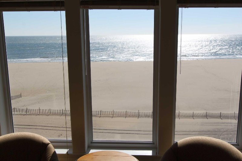 Great Views of Boardwalk Beach and Ocean