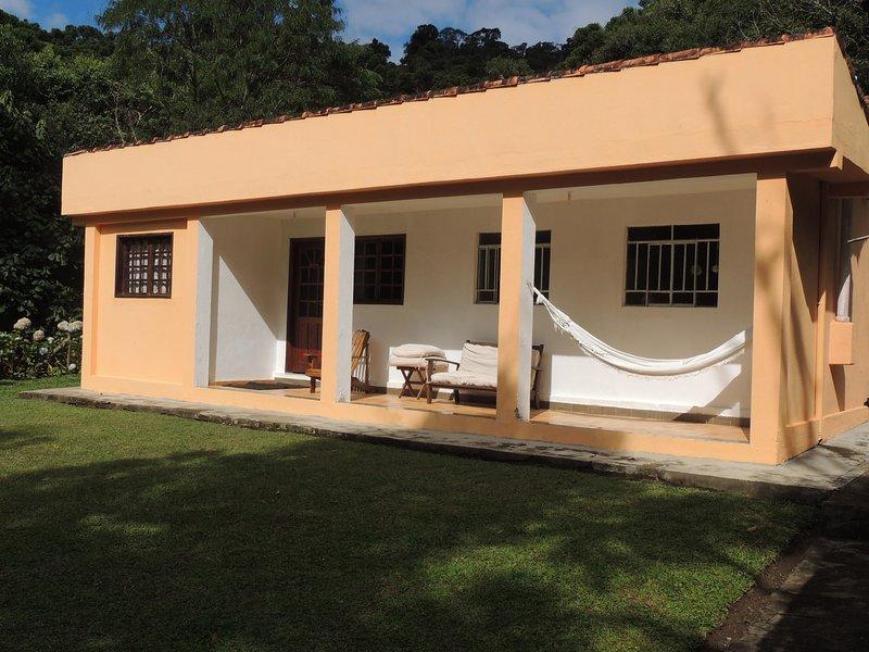 Tô na Roça - Casa Grande, location de vacances à Cunha