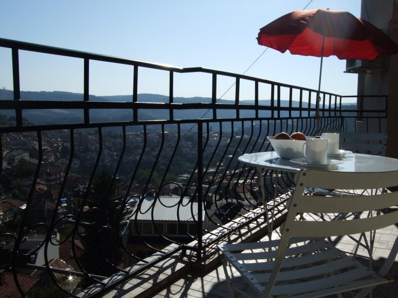 best views Veliko Tarnovo, sleeps 4, location de vacances à Mindya