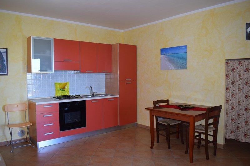 CASA VACANZE BUDONI -monolocale Sa Capannizza-, casa vacanza a Malamurì