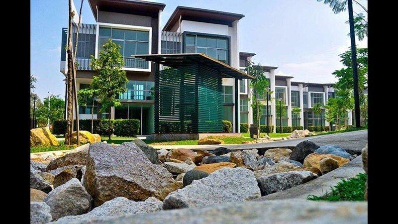 Cyberjaya House (Schubert), aluguéis de temporada em Selangor