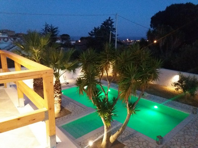 5 elementi, holiday rental in Porto Empedocle