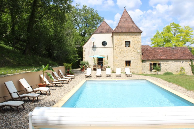 5 6 Bedroom Beautiful House With Swimming Pool Stunning Views Dordogne