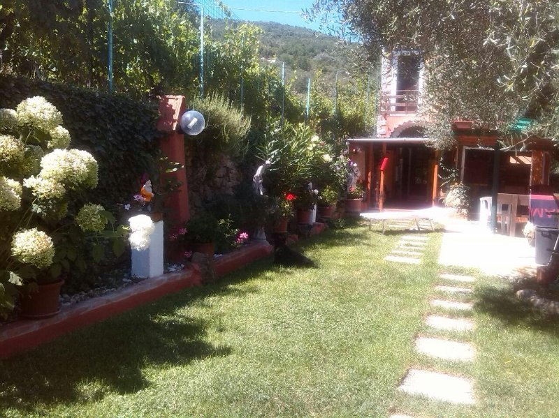 Appartamento in rustico, holiday rental in Fontan