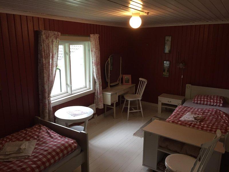 La camera rossa