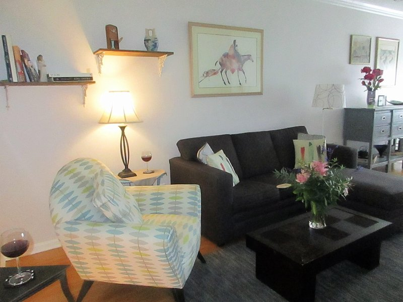 Gorgeous condo in NoDa, holiday rental in Newell