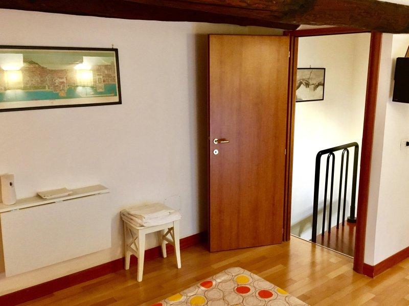 chambre ingresso orange