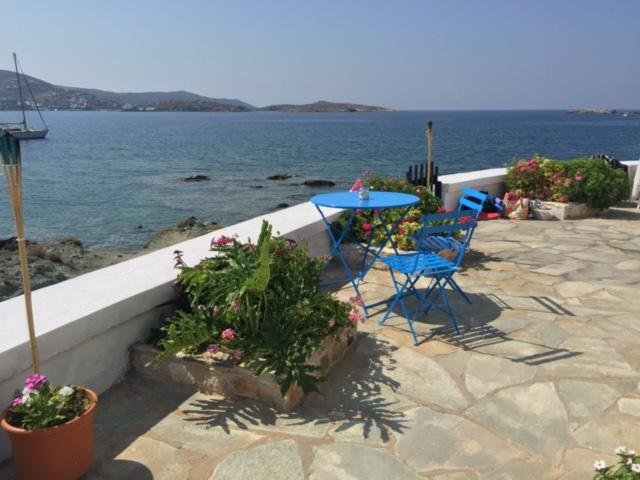 Magical Home in Foinikas Bay Direct sea access, vacation rental in Megas Gialos