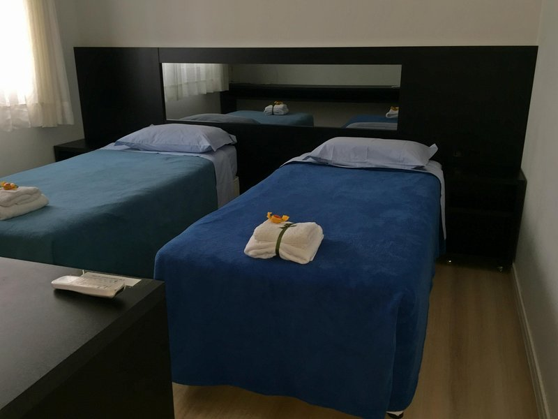 Suite 3 - Possibility of two single beds