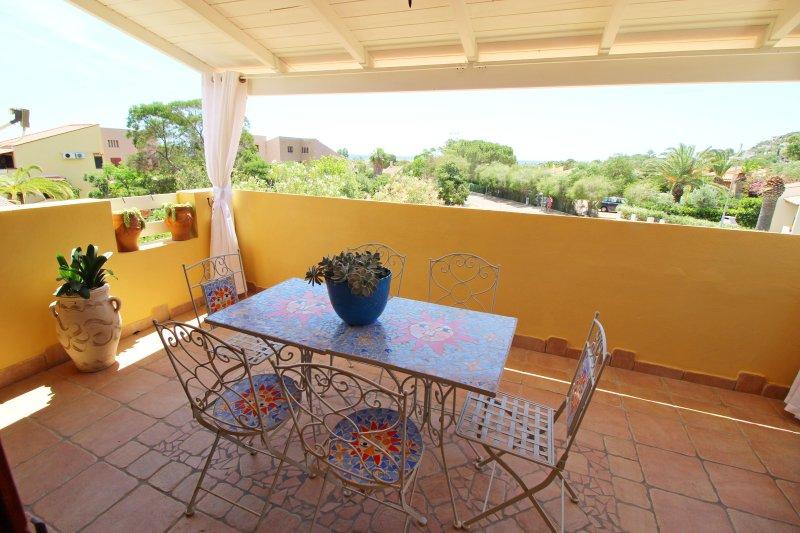 TRILOCALE ORCHIDEA A COSTA REI, vacation rental in Costa Rei