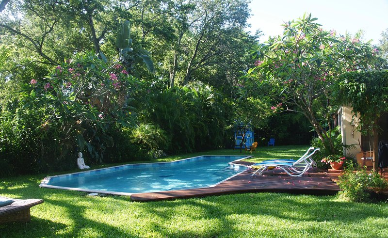 TROPICAL PARADISE ZEN RETREAT 3BD/2BATHS IN THE HEART OF THE MAGIC CITY, holiday rental in Miami Shores