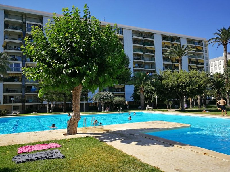 Apartamento Grao Gandia - Parque San Jorge, holiday rental in Grau de Gandia