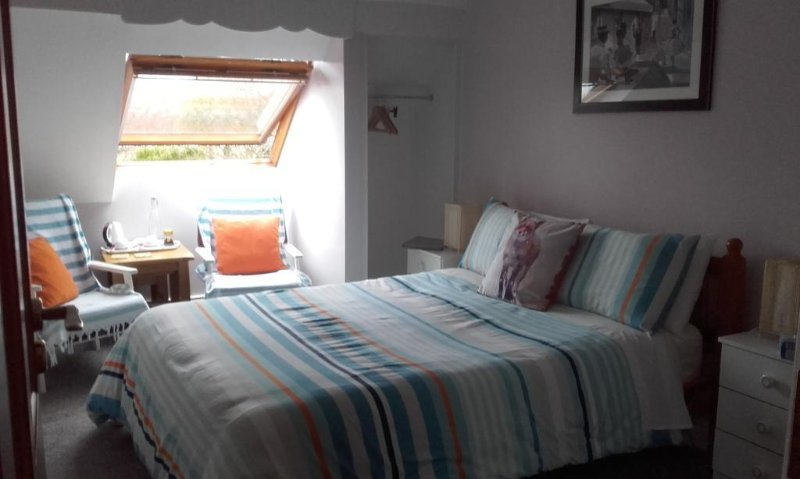 Twin Oaks - Double Room with Private Bathroom, vacation rental in Ballyragget