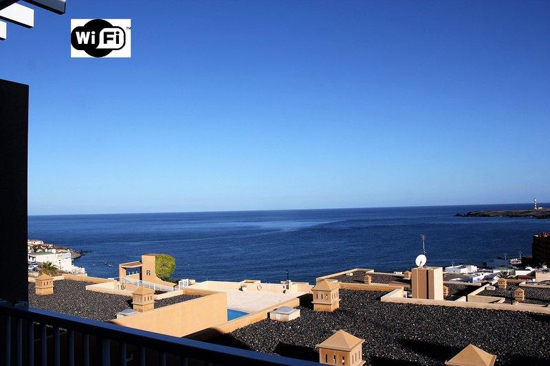 Apartamento en Poris de Abona con vistas al mar., holiday rental in Poris de Abona