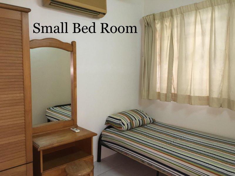 Kleine Zaal van het Bed