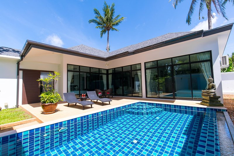 Modern Private Pool Villa