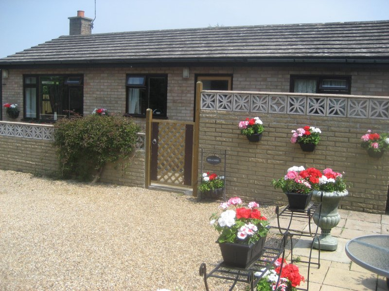 Self contained annexe, location de vacances à Bury St. Edmunds