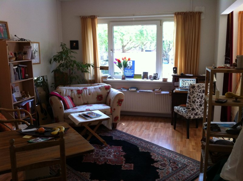 Excellent, sunny, quiet, cozy 1-bedroom apartment, vacation rental in Sloten