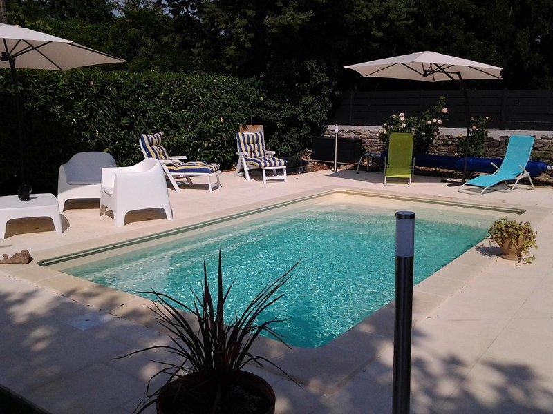 Studio Indépendant dans Villa région de Carcassonne, vacation rental in Pennautier