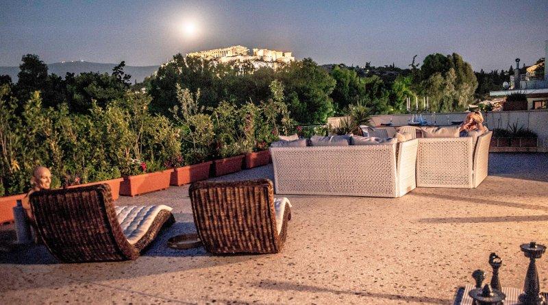 Terrass - Acropolis View