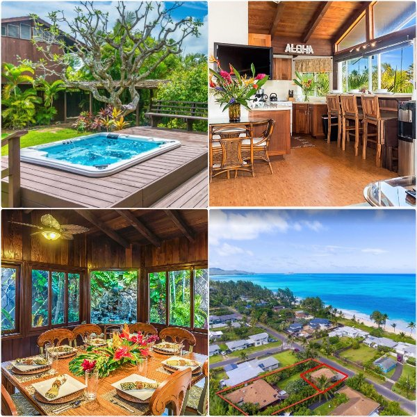 Island Beach House & Cottage