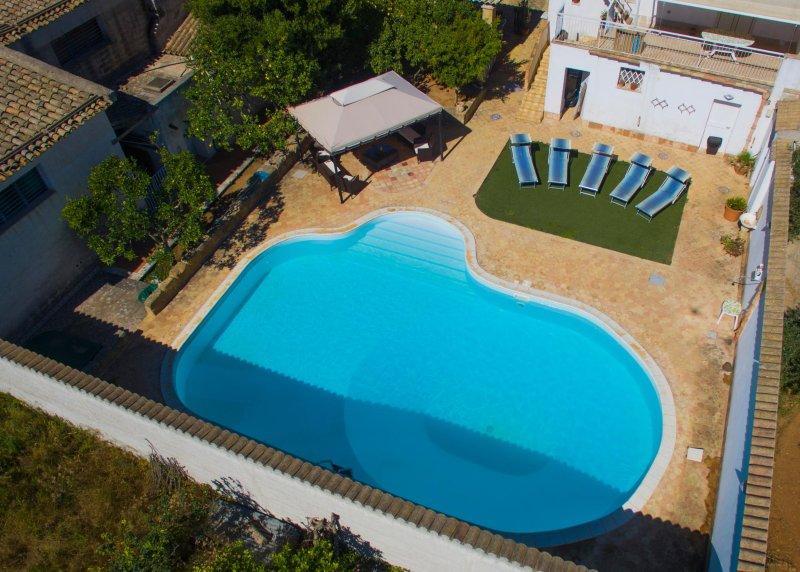 La Torre 65mq piscina mare 3Km, vacation rental in Mazara del Vallo