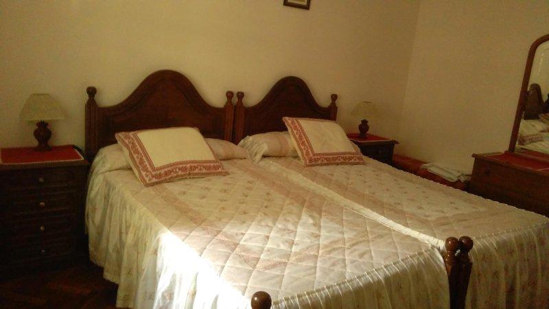 chambre double 2 lits