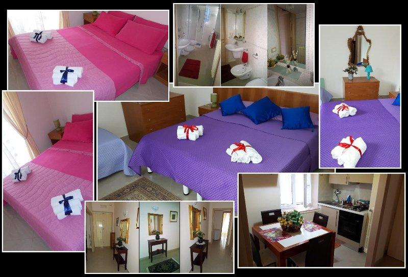 Casa Vacanza Margherita Matera, alquiler de vacaciones en Province of Matera