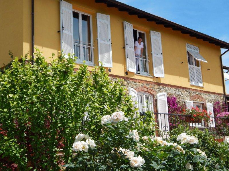 Relais La Poggia - appartamento Il Ciliegio, vacation rental in Fiascherino