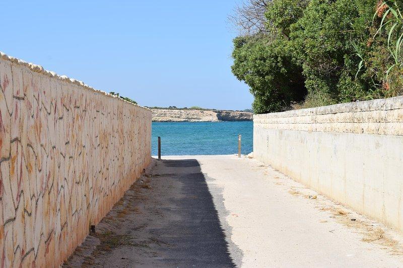Stella Marina, casa vacanza a Capo Negro