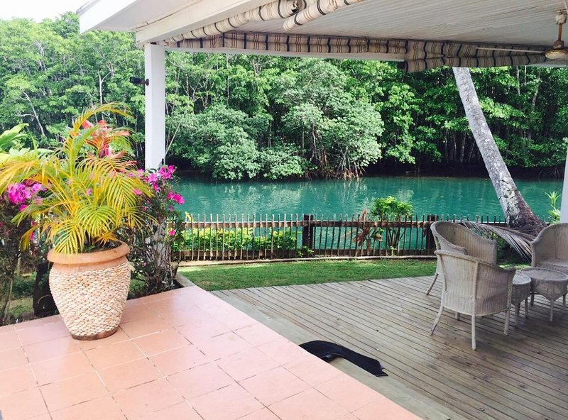 Riverside Villa, holiday rental in Fiji