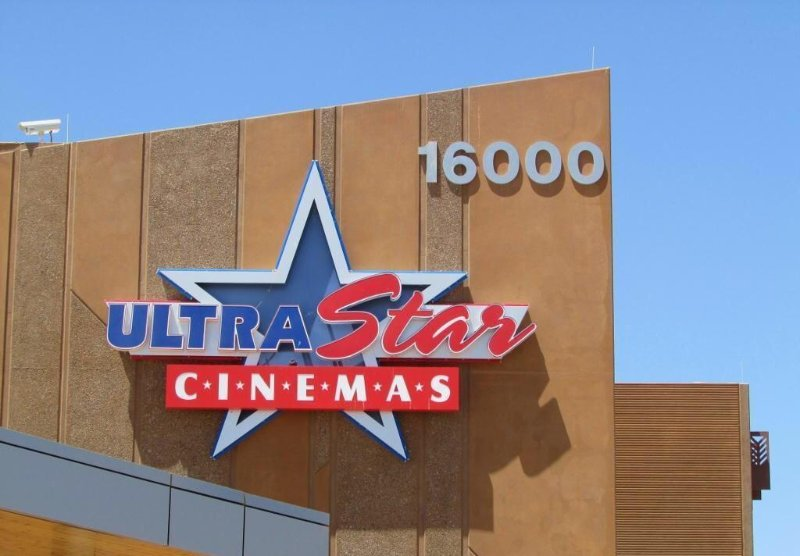 Movie Theatre, Bowling, Arcade, Bingo, Casino...
