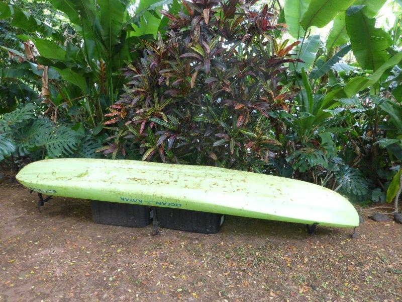 Kayak for the usage