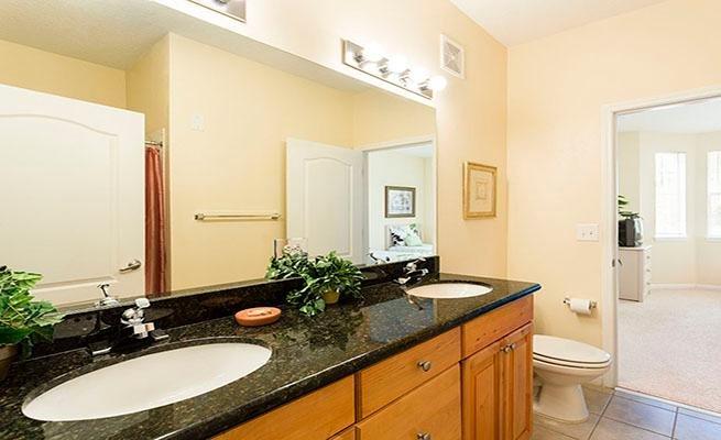 Bathroom, Indoors, Toilet, Room, Loft