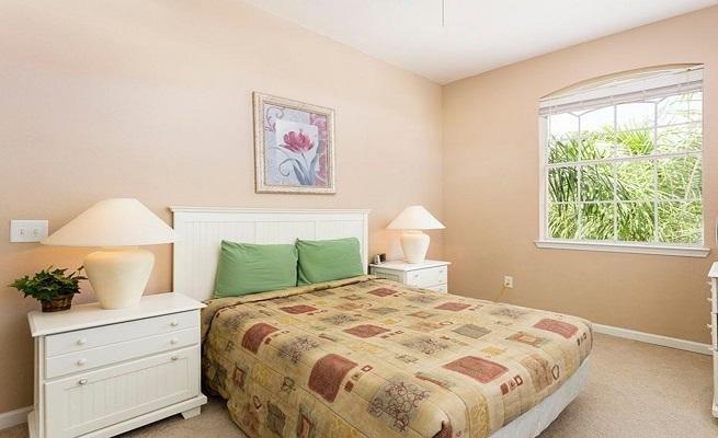 Dresser, muebles, Ventana, Dormitorio, Interior