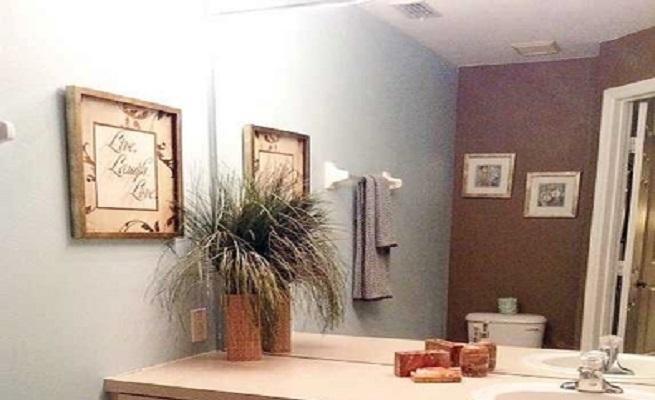 Bathroom, Indoors, Art, Modern Art, Room